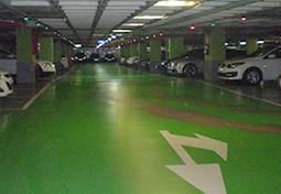 Resultado de imagen de aparcamiento alfonso xIII de santander